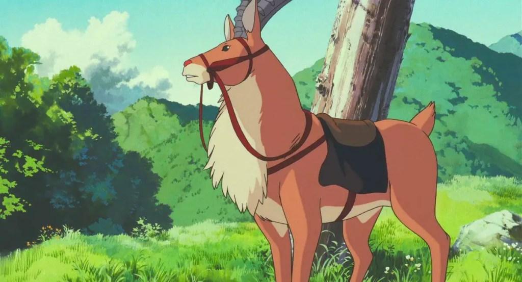 Yakul (Princess Mononoke) – 113 votes