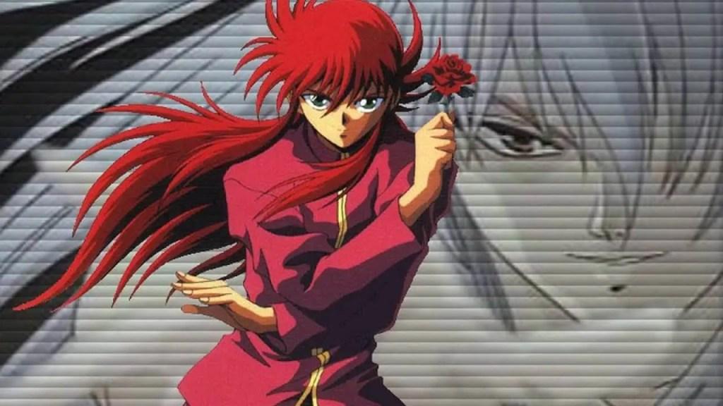 Kurama – Yu Yu Hakusho (