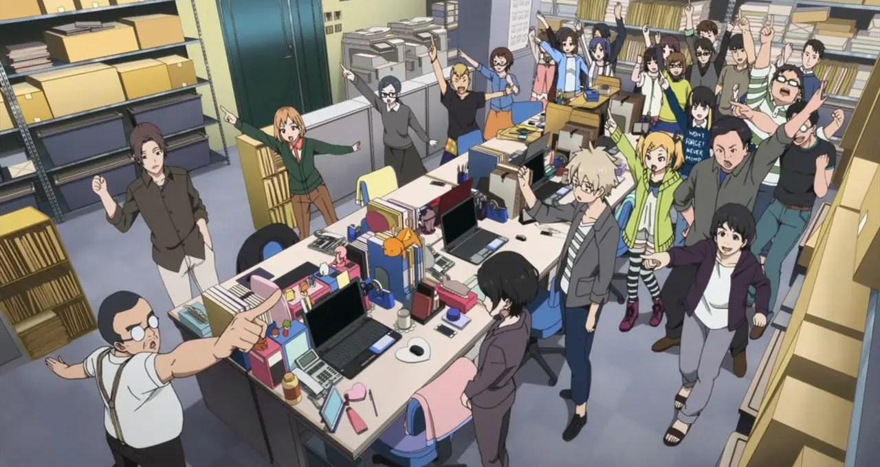 Anime Studios