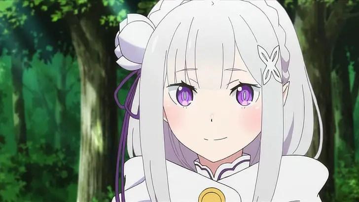 Emilia (Re: Zero)