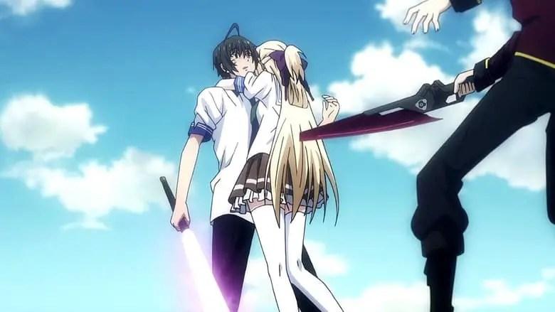 Magical Warfare magic anime
