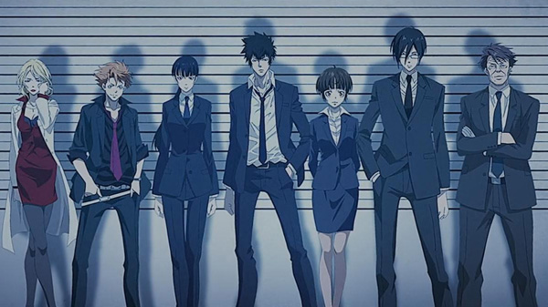 Police Anime