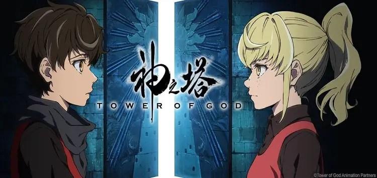 Tower of God Manhwa Manga Series