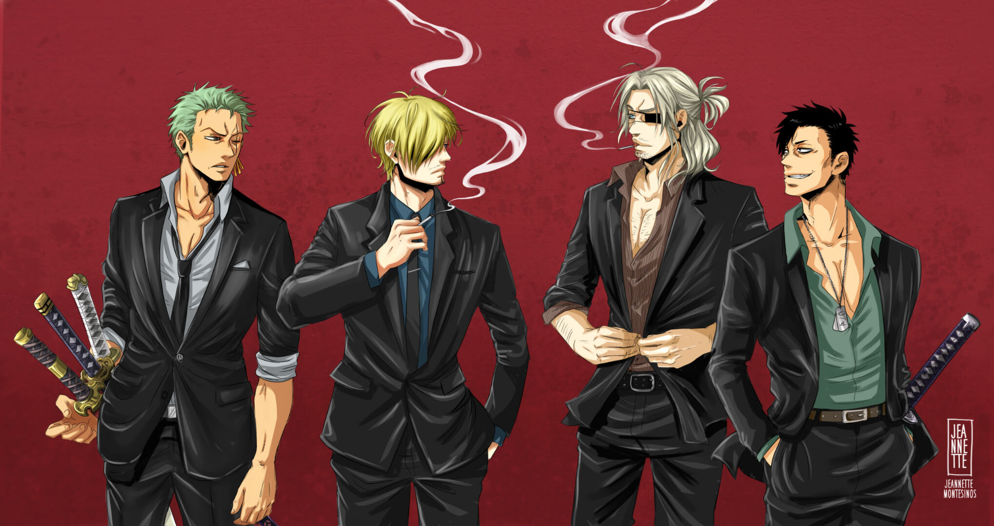 10 Mafia Anime Series if You Like Gangsters - My Otaku World