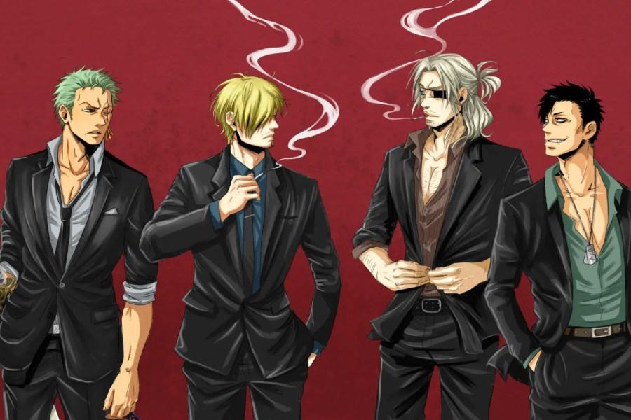 Mafia Anime