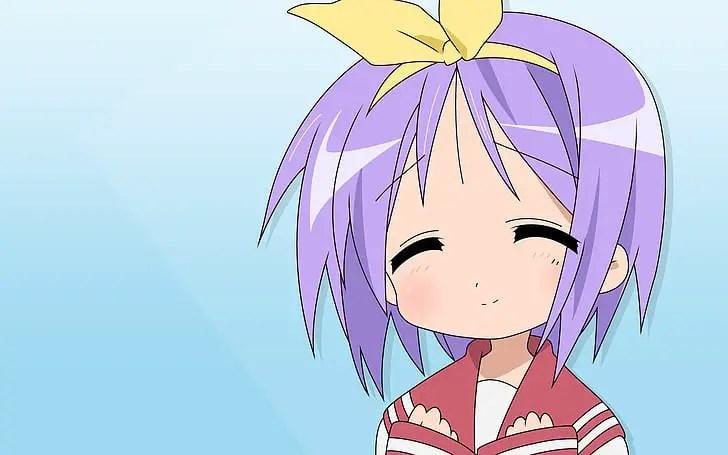 Tsukasa Hiiragi  moe anime girl