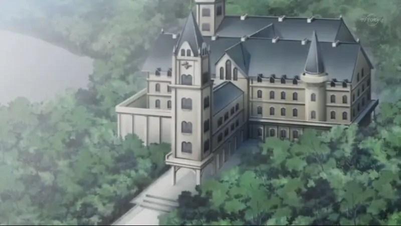 Yōkai Academy from Rosario to Vampire