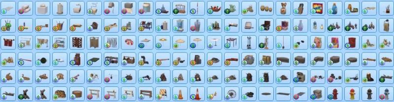 Like for Like Build & Buy Mode