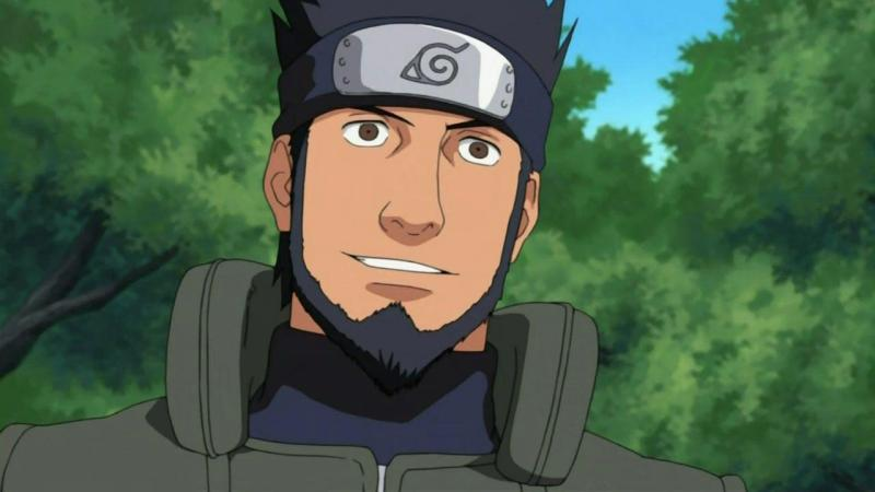 Asuma Sarutobi From Naruto