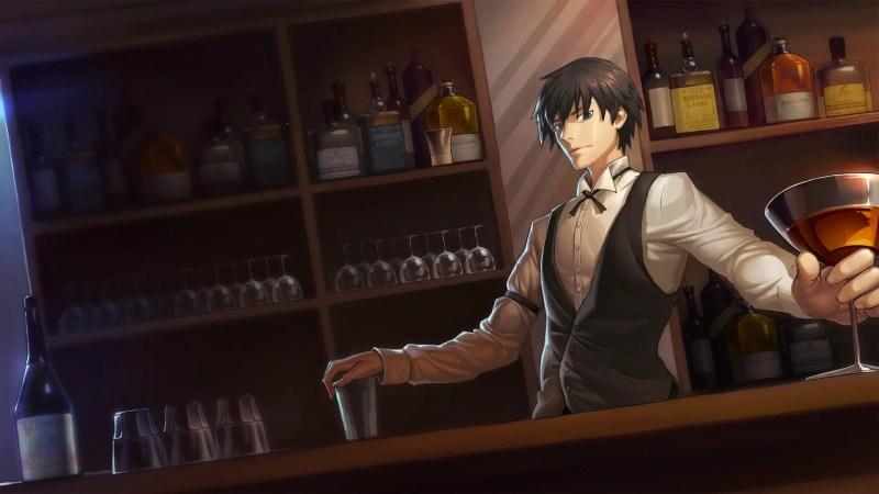 Bartender anime