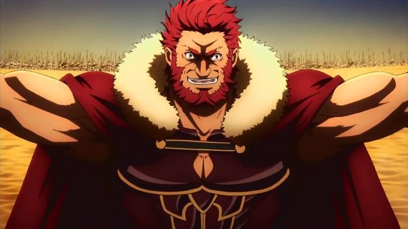 Bearded Anime Characters