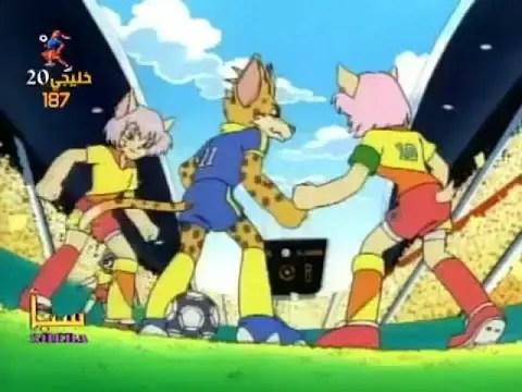Forza! Hidemaru anime about soccer