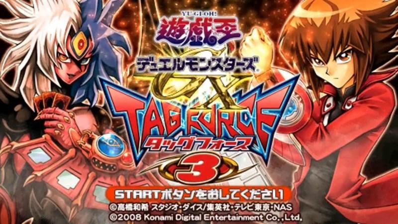 GX Tag Force 3