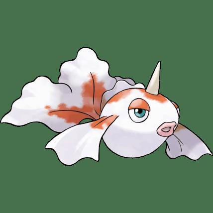 Goldeen fish pokemon