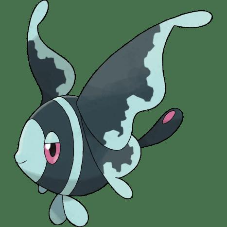 Lumineon fish pokemon