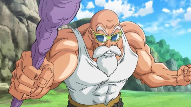 Muten-Roshi From Dragon Ball