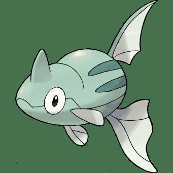 Remoraid fish pokemon