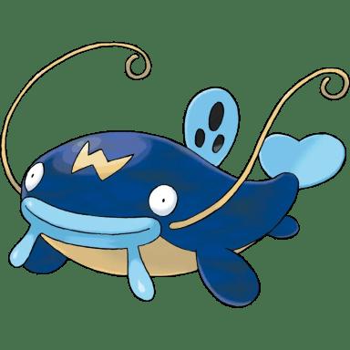 Whiscash fish pokemon