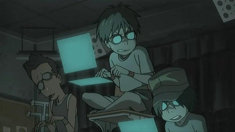 Anime Hackers