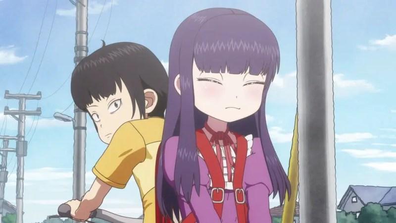 Hi Score Girl drama anime