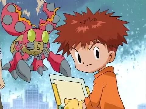 Izumi Koushiro From Digimon Adventure 02