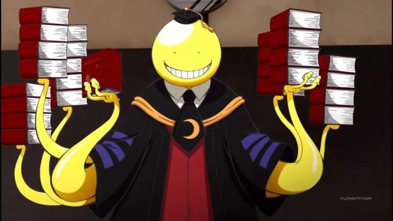 Korosensei From Assassination Classroom