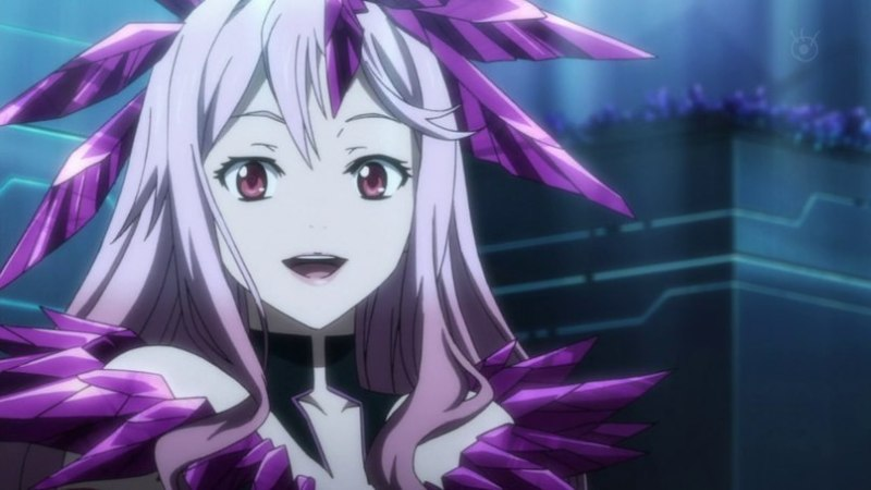 Mana Ouma From Guilty Crown
