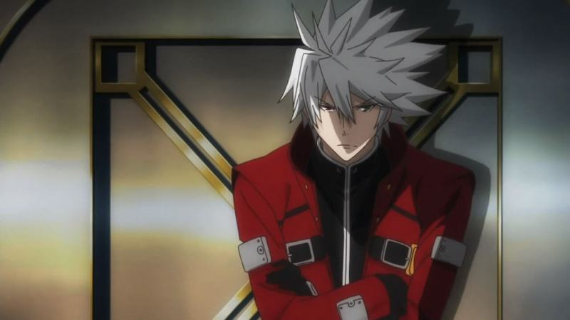 Ragna the Bloodedge From BlazBlue: Alter Memory Edgy Anime Characters