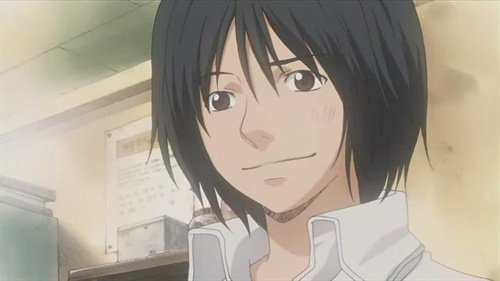 Shinobu MORITA From Honey and Clover