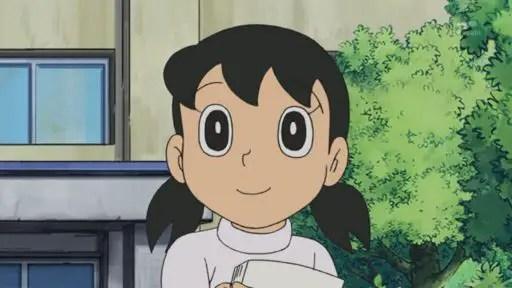 Shizuka Minamoto From Doreamon