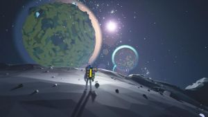 space exploration game