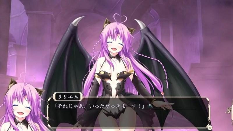 Liliem From Battle Goddess Memoria
