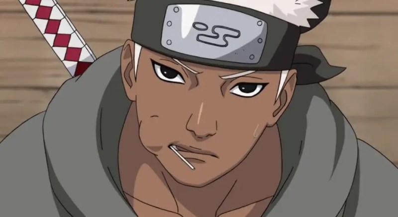 Omoi From Naruto Shippuden