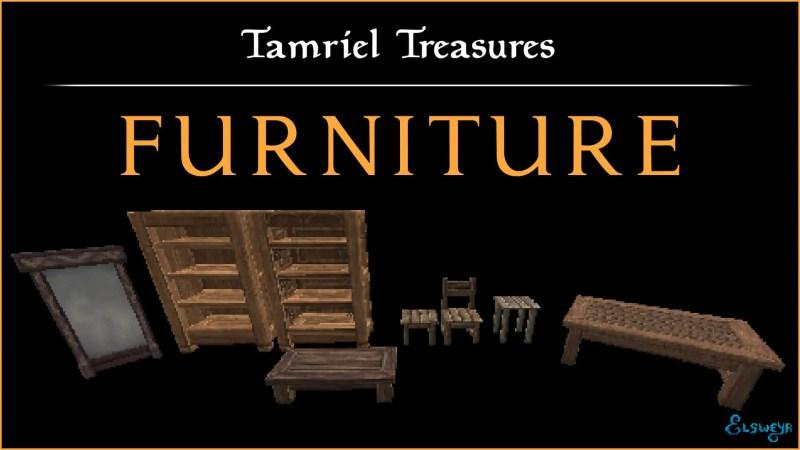 Tamriel Treasures Mod