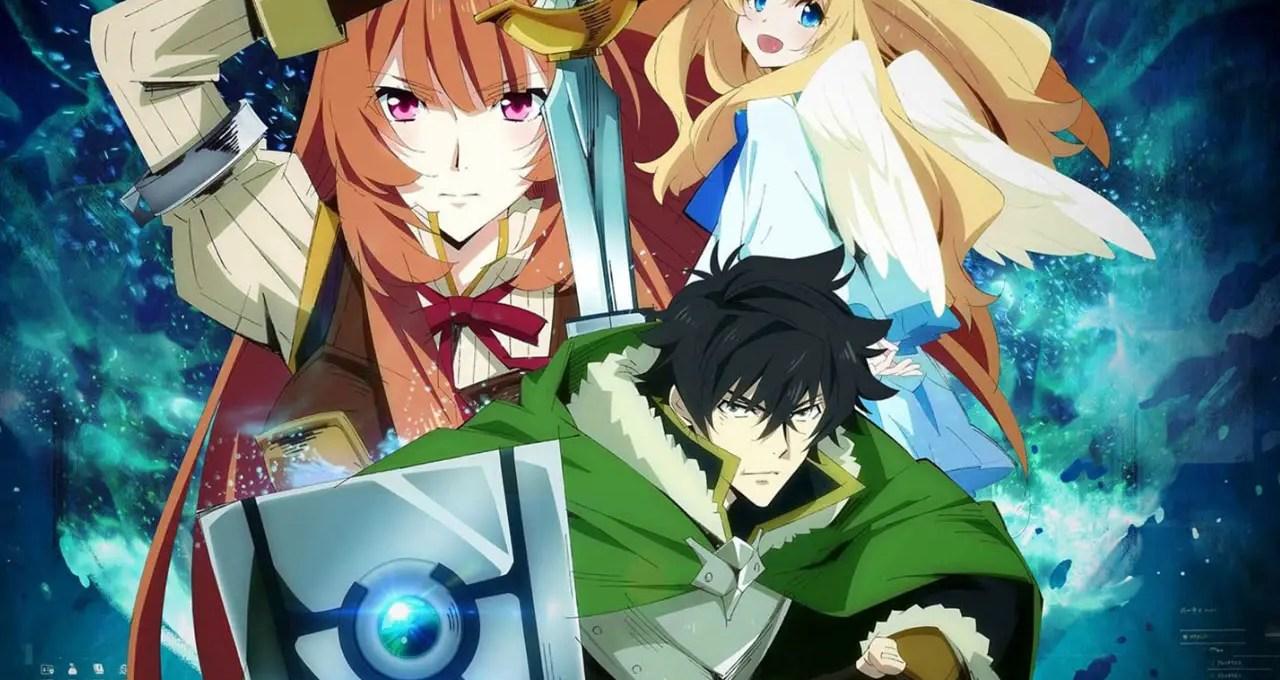 21 Anime Like The Rising Of The Shield Hero My Otaku World