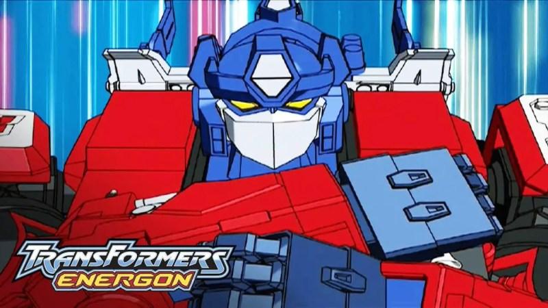 Transformers anime Energon