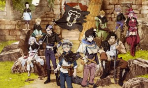 Anime Like Black Clover