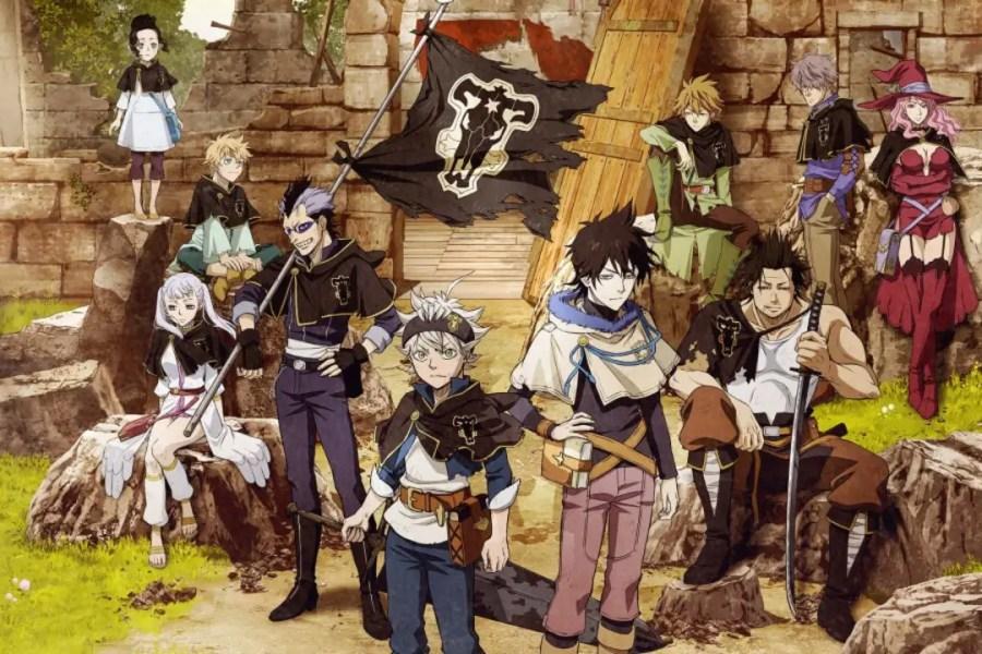Anime Like Black Clover