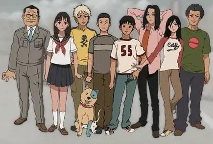 Beck anime