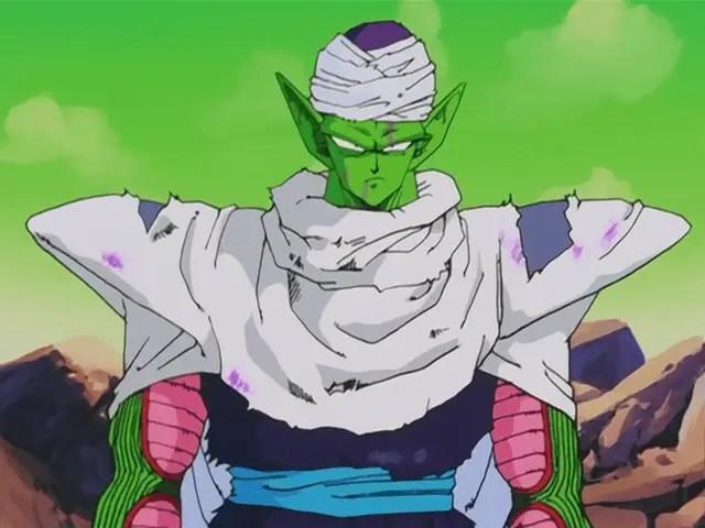 Damaged Piccolo