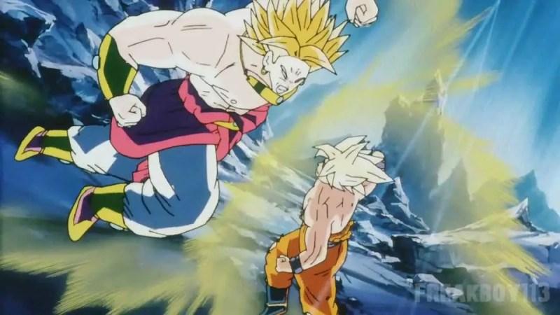 Dragon Ball Z: Broly-The Legendary Super Saiyan