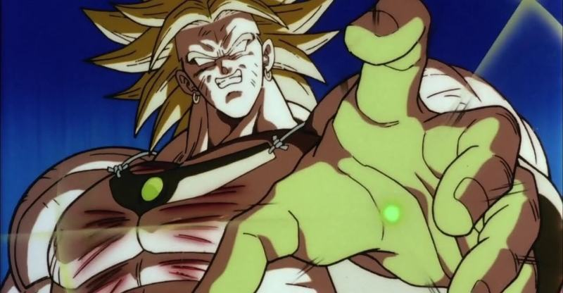 Dragon Ball Z: Broly- The Second Coming