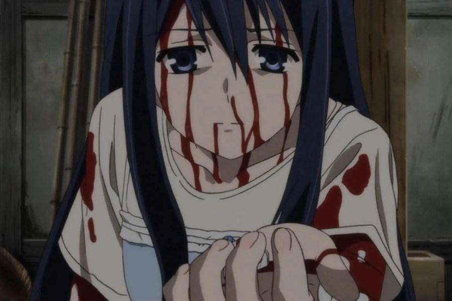 Gory Anime