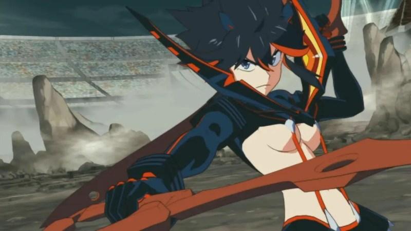 Kill La Kill best anime on netflix
