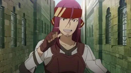 Klein sao character