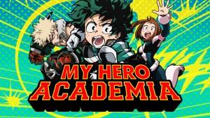 My Hero Academia