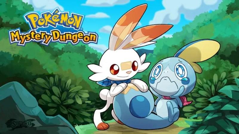Pokémon Mystery Dungeon Games