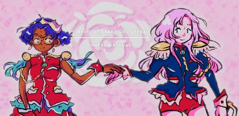 Revolutionary Girl Ute yuri anime