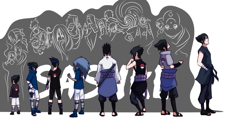 Sasuke's New Ability