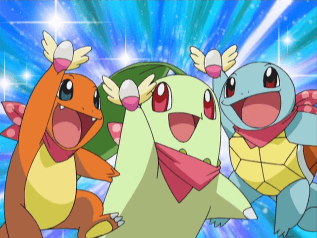 Team Go-Getters Out of the Gate! Best Pokémon Mystery Dungeon Games